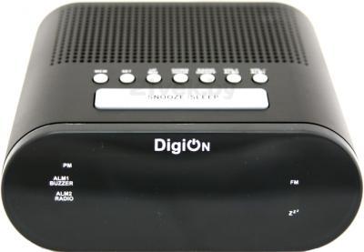 Радиочасы DigiOn PTE0609AF - общий вид