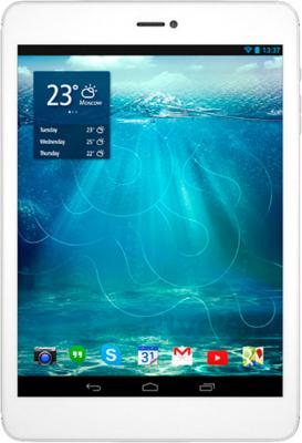 Планшет SeeMax Smart TG800 Pro (8Gb, белый) - общий вид