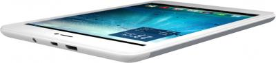 Планшет SeeMax Smart TG810 (3G, 8GB, White) - вид лежа