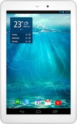 Планшет SeeMax Smart TG1010 (3G, 8GB, White) - общий вид
