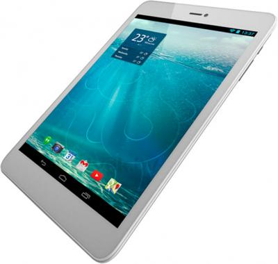 Планшет SeeMax Smart TG1010 (3G, 8GB, White) - под наклоном