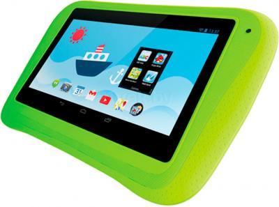 Планшет SeeMax Smart Kid S70 Lite (4GB, зеленый) - вполоборота
