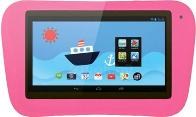 Планшет SeeMax Smart Kid S70 Lite (4Gb, розовый) - общий вид