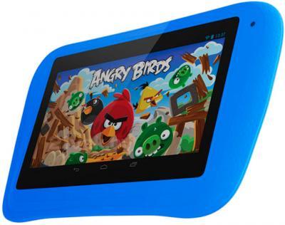 Планшет SeeMax Smart Kid S70 (8Gb, синий) - вполоборота