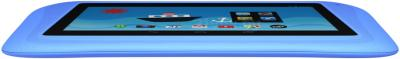 Планшет SeeMax Smart Kid S70 (8Gb, синий) - вид лежа