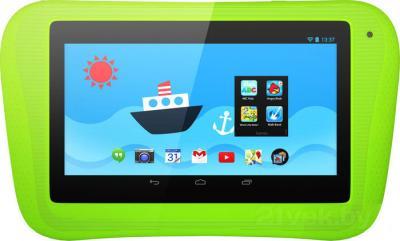 Планшет SeeMax Smart Kid S70 (8GB, зеленый) - общий вид