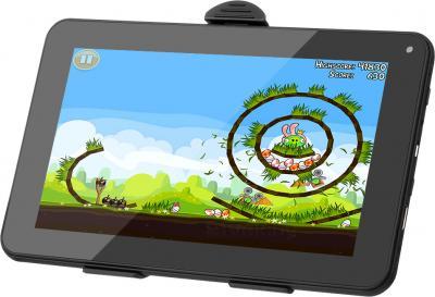 Планшет SeeMax Smart TG730 (8Gb, Black) - вполоборота