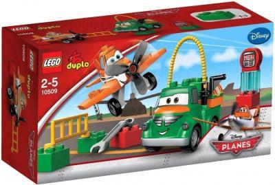 Конструктор Lego Duplo 10509 Дасти и Чаг - упаковка