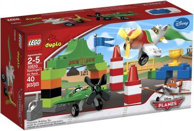 Конструктор Lego Duplo 10510 Воздушная гонка Рипслингера - упаковка