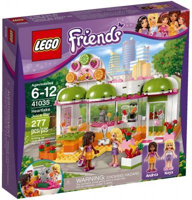 Конструктор Lego Friends 41035 Фреш-бар Хартлейк Сити - упаковка