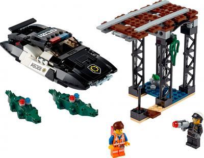 Конструктор Lego Movie 70802 Преследование Злого Копа - общий вид