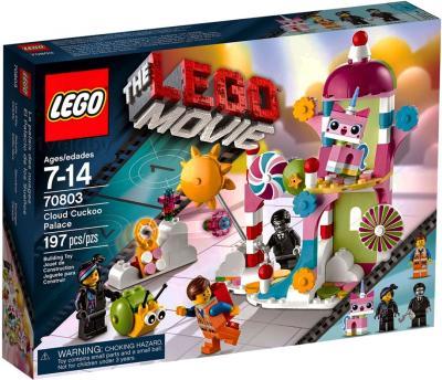 Конструктор Lego Movie 70803 Заоблачный Дворец - упаковка