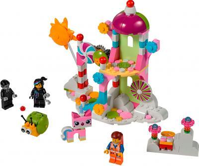 Конструктор Lego Movie 70803 Заоблачный Дворец - общий вид