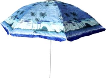 Зонт пляжный NoBrand TLB011-1 - общий вид