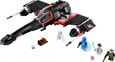 Конструктор Lego Star Wars 75018 Секретный корабль воина Jek-14 - общий вид