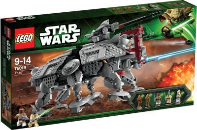 Конструктор Lego Star Wars 75019 Шагоход AT-TE - упаковка