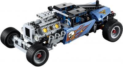 Конструктор Lego Technic 42022 Гоночный автомобиль - общий вид