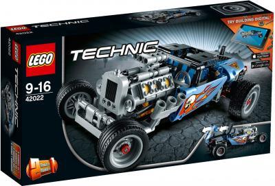 Конструктор Lego Technic 42022 Гоночный автомобиль - упаковка
