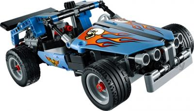 Конструктор Lego Technic 42022 Гоночный автомобиль - вариант сборки