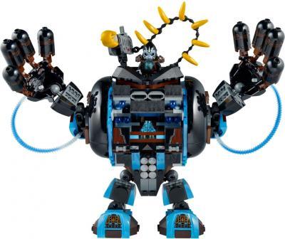 Конструктор Lego Chima 70008 Боевая машина гориллы Горзана - боевая машина