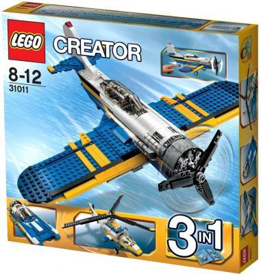 Конструктор Lego Creator 31011 Авиационные приключения - упаковка