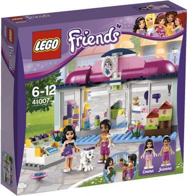 Конструктор Lego Friends 41007 СПА-салон для питомцев - упаковка