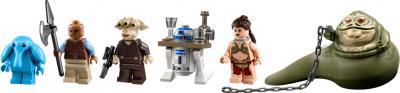Конструктор Lego Star Wars 75020 Пустынный корабль Джаббы - минифигурки