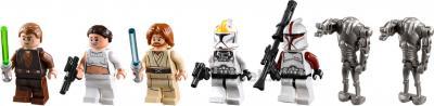 Конструктор Lego Star Wars 75021 Республиканский истребитель - минифигурки
