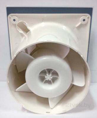 Вентилятор вытяжной Cata E-100 GS Glass Silver std - вид сзади