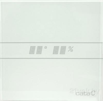Вентилятор вытяжной Cata E-100 GTH Hygro - общий вид