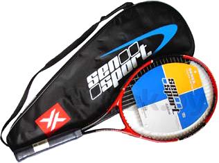 """Теннисная ракетка NoBrand 90 (26.77"""") - общий вид"""