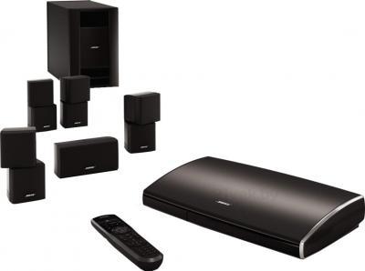 Домашний кинотеатр Bose Lifestyle 525 Home Entertainment System (Black) - общий вид