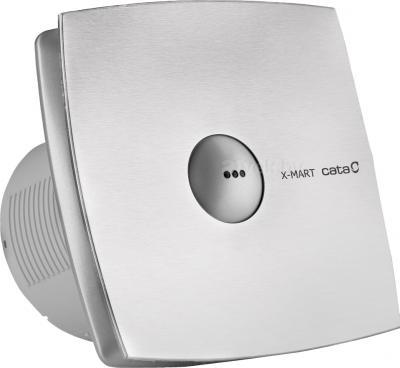 Вентилятор вытяжной Cata X-MART 10 Inox - общий вид