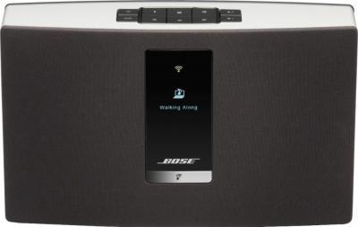 Портативная акустика Bose SoundTouch 30 Wi-Fi Music System (бело-серый) - общий вид