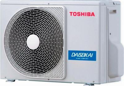 Сплит-система Toshiba RAS-10PKVP-ND/RAS-10PAVP-ND - внешний блок