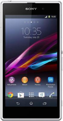 Смартфон Sony Xperia Z1 Compact / D5503 (белый) - общий вид