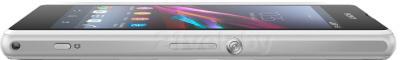 Смартфон Sony Xperia Z1 Compact / D5503 (белый) - вид сбоку