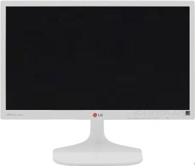 Монитор LG 22MP55D-W (White) - общий вид