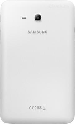 Планшет Samsung Galaxy Tab 3 Lite SM-T110 (8Gb, White) - вид сзади
