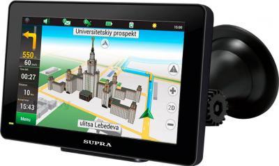 GPS навигатор Supra SNP-430 - общий вид