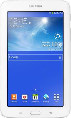 Планшет Samsung Galaxy Tab 3 Lite 8GB 3G / SM-T111 (белый) - общий вид
