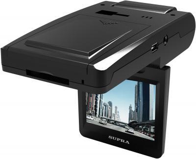 Автомобильный видеорегистратор Supra SCR-430 - общий вид