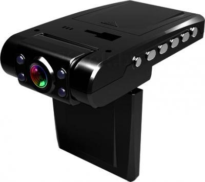 Автомобильный видеорегистратор Supra SCR-430 - вид спереди