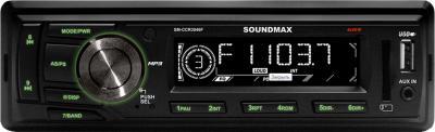 Бездисковая автомагнитола SoundMax SM-CCR3046F - общий вид