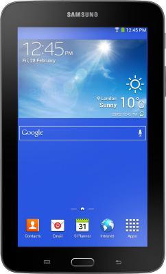 Планшет Samsung Galaxy Tab 3 Lite 8GB 3G / SM-T111 (черный) - общий вид