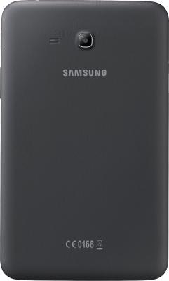 Планшет Samsung Galaxy Tab 3 Lite 8GB 3G / SM-T111 (черный) - вид сзади