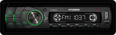 Бездисковая автомагнитола Hyundai H-CCR8102 - общий вид