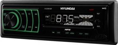 Бездисковая автомагнитола Hyundai H-CCR8103F - общий вид