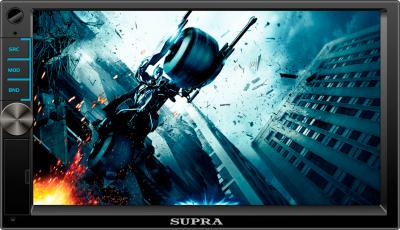 Бездисковая автомагнитола Supra STM-75 - общий вид