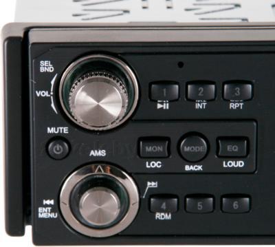 Бездисковая автомагнитола Supra SDM-3110 - элементы управления